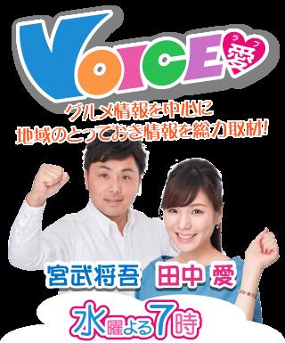 RSKテレビ|VOICE愛